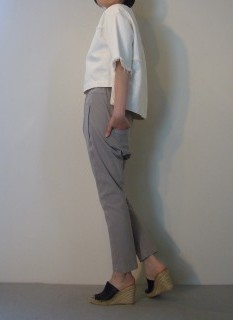 Tops【near.nippon】Pants【bassike】