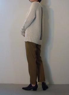 Knit Tops【bassike】Pants【near.nippon】