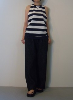 Tops【bassike】Pants【near.nippon】