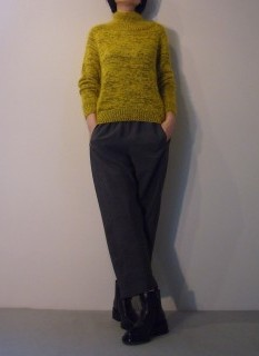 KnitTops【MHW】Pants【ROQUE】Shoes【ANN DEMEULEMEESTER】
