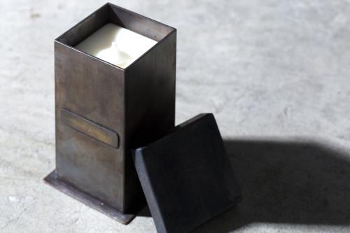 noriakisakamoto / Brass Vase Candle_BdT