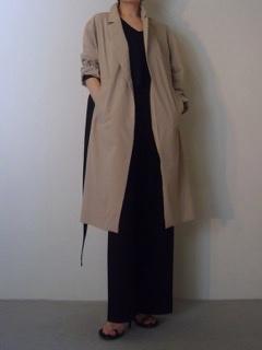 Coat【near.nippon】 Tops【LIVIANA CONTI】 Pants【LIVIANA CONTI】