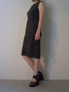 Dress【A.F.VANDEVORST】Bangle【Présenté par va-tout】