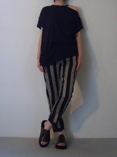 Tops【ANN DEMEULEMEESTER】 Pants【ANN DEMEULEMEESTER】Shoes【ANN DEMEULEMEESTER】