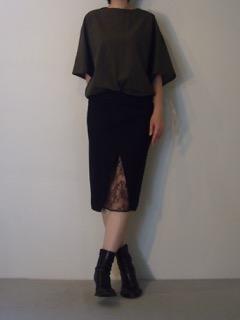 Tops【A.F.VANDEVORST】Skirt【A.F.VANDEVORST】