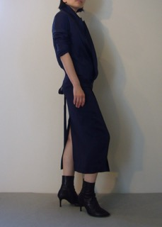 Coat dress【HAIDER ACKERMANN】