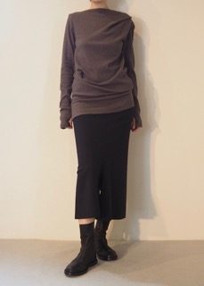 Top【tous les deux ensemble】Pants【bassike】Shoes【ANN DEMEULEMEESTER】