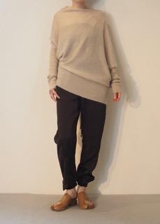 Sweater【tous les deux ensemble】Pants【Roque】