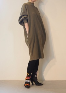 Dress【bassike】Legging【near.nippon】Shoes【A.F.VANDEVORST】