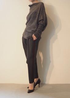 Sweater【tous les deux ensemble】Pants【bassine】