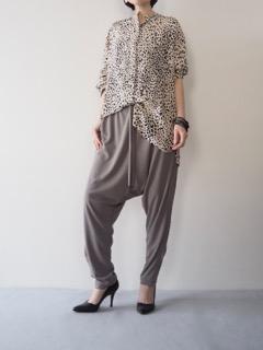 Shirt【HAIDER ACKERMANN】Pants【tous les deux ensemble】Bracelet【Jean François Mimilla】