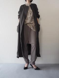 Coat【tous les deux ensemble】Shirt【HAIDER ACKERMANN】Pants【tous les deux ensemble】