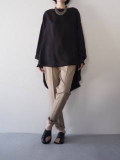 Tops【provoke】Pants【Olta Designs】Necklace【Jean François Mimilla】