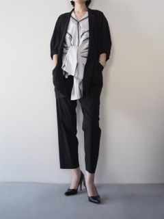 Jacket【HASUO】Tops【divka】Pants【HASUO】