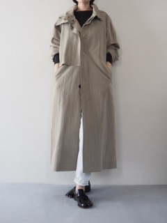 Coat【Olta Designs】Tops【provoke】Jeans【bassike】