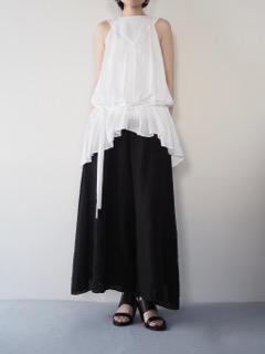Tops【ANN DEMEULEMEESTER】Pants【TreBrraBi】Shoes【A.F.VANDEVORST】